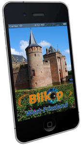 BlikOp West-Friesland App